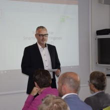 Formand for Teleindustrien Lasse Andersen